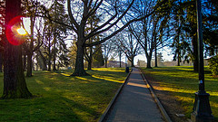 Haiwatha Park in West Seattle